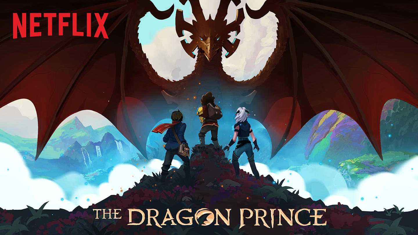 The Dragon Prince is Coming to NYCC and Anime Fest