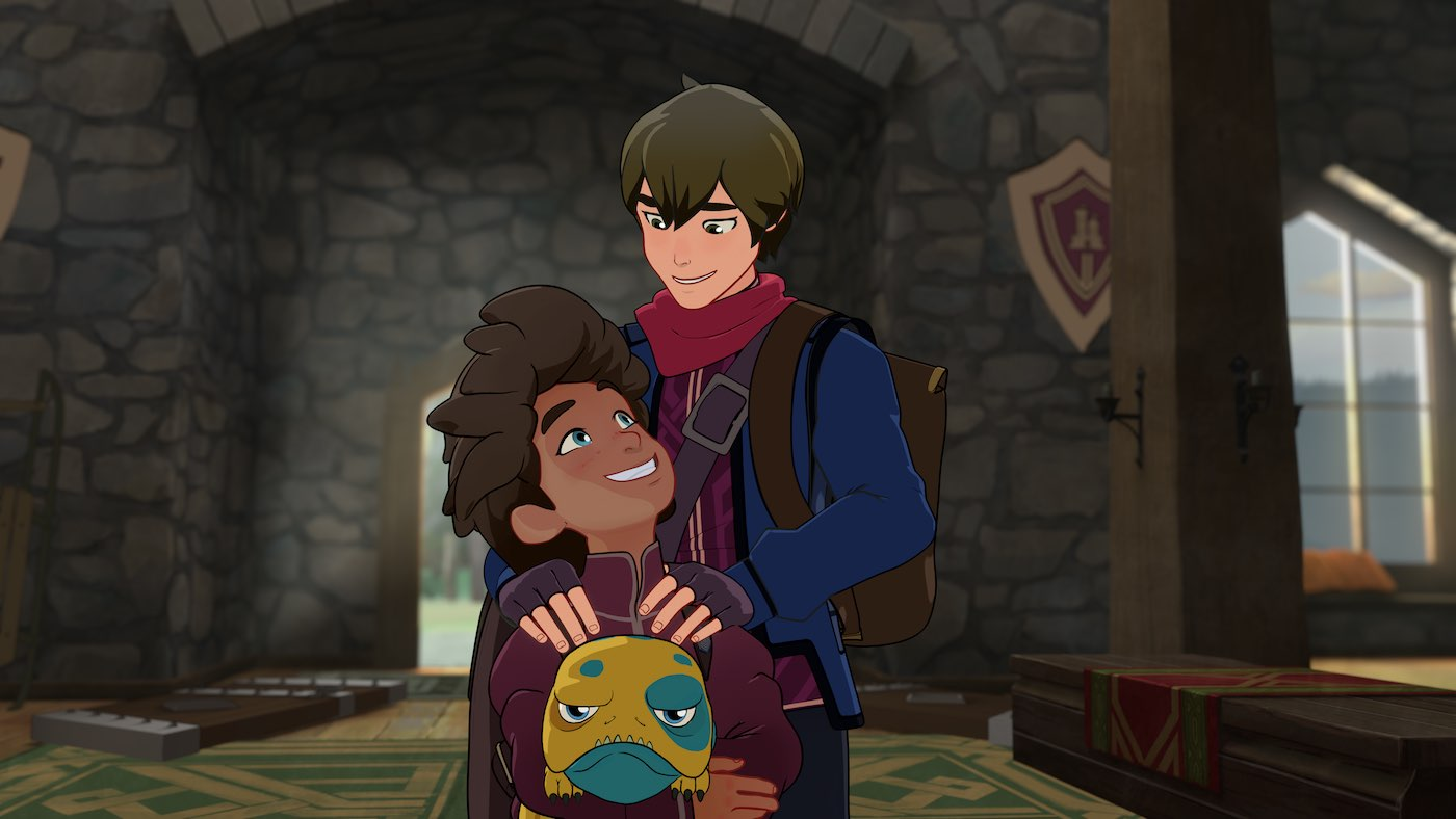 The Dragon Prince Is NOW STREAMING on Netflix!