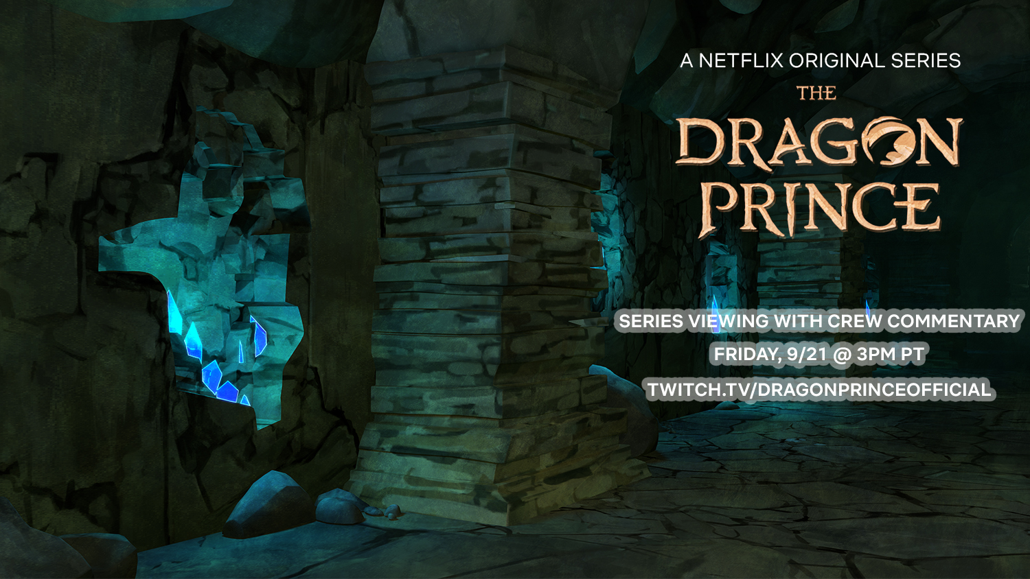 The Dragon Prince Viewing with Live Commentary