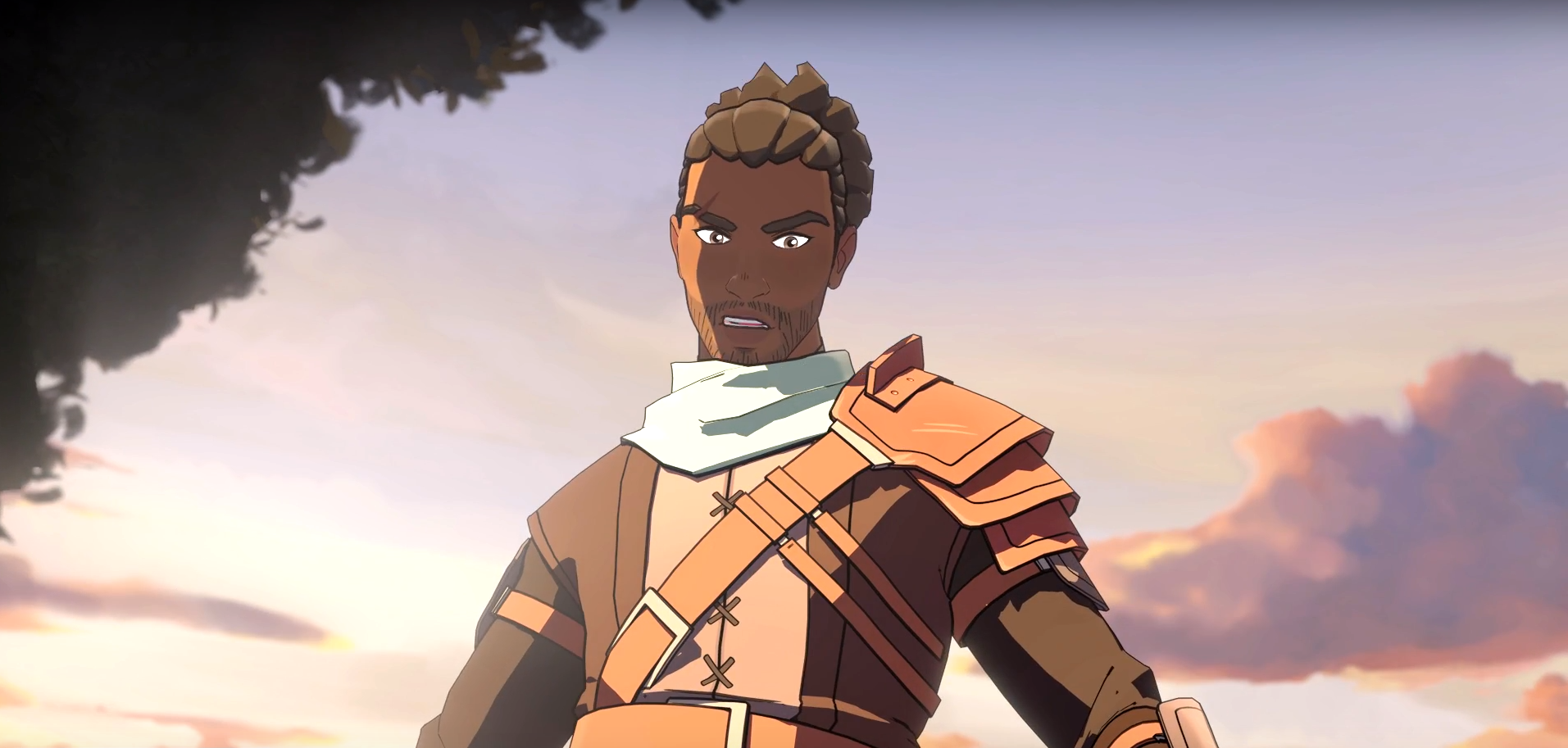 The dragon Prince 2018 characters Callum x reader
