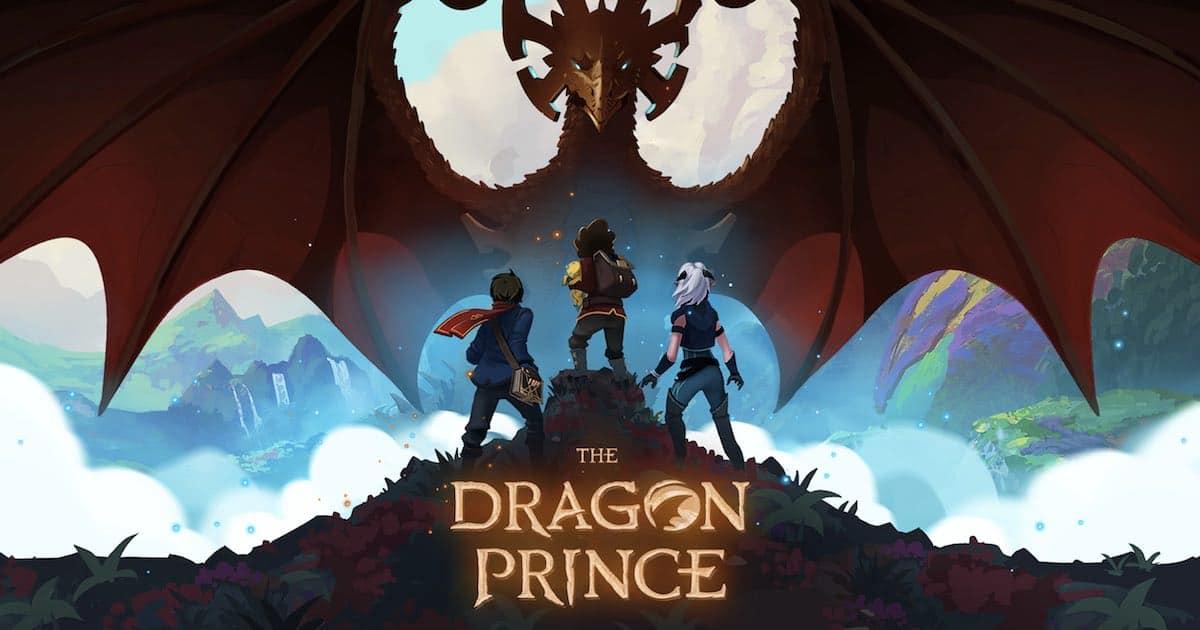 Resultado de imagen para The Dragon Prince