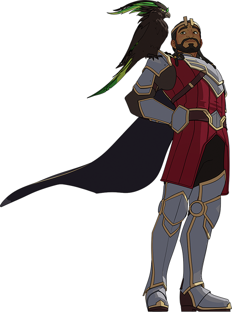 King Harrow