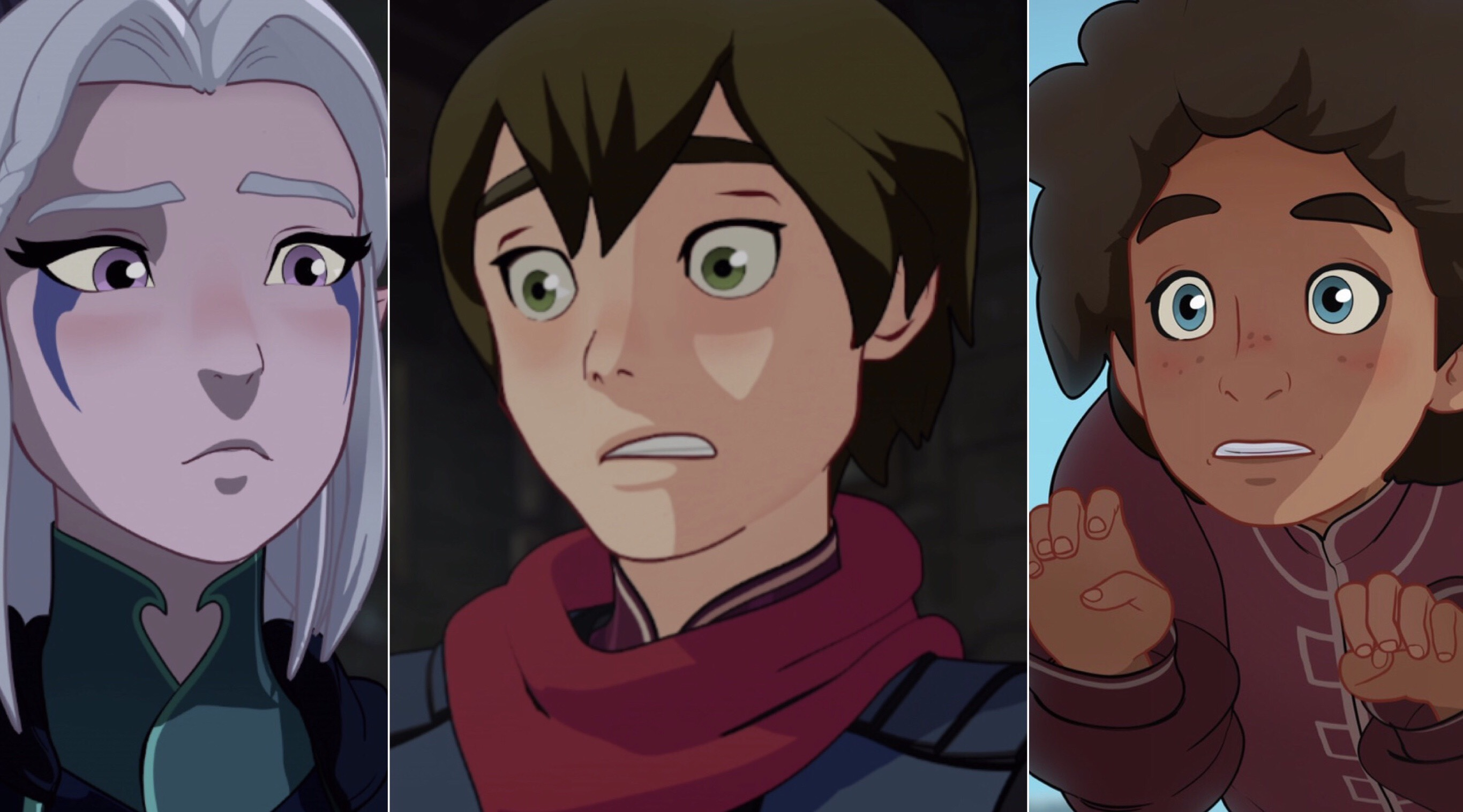 The Dragon Prince Character Reveals in One Place