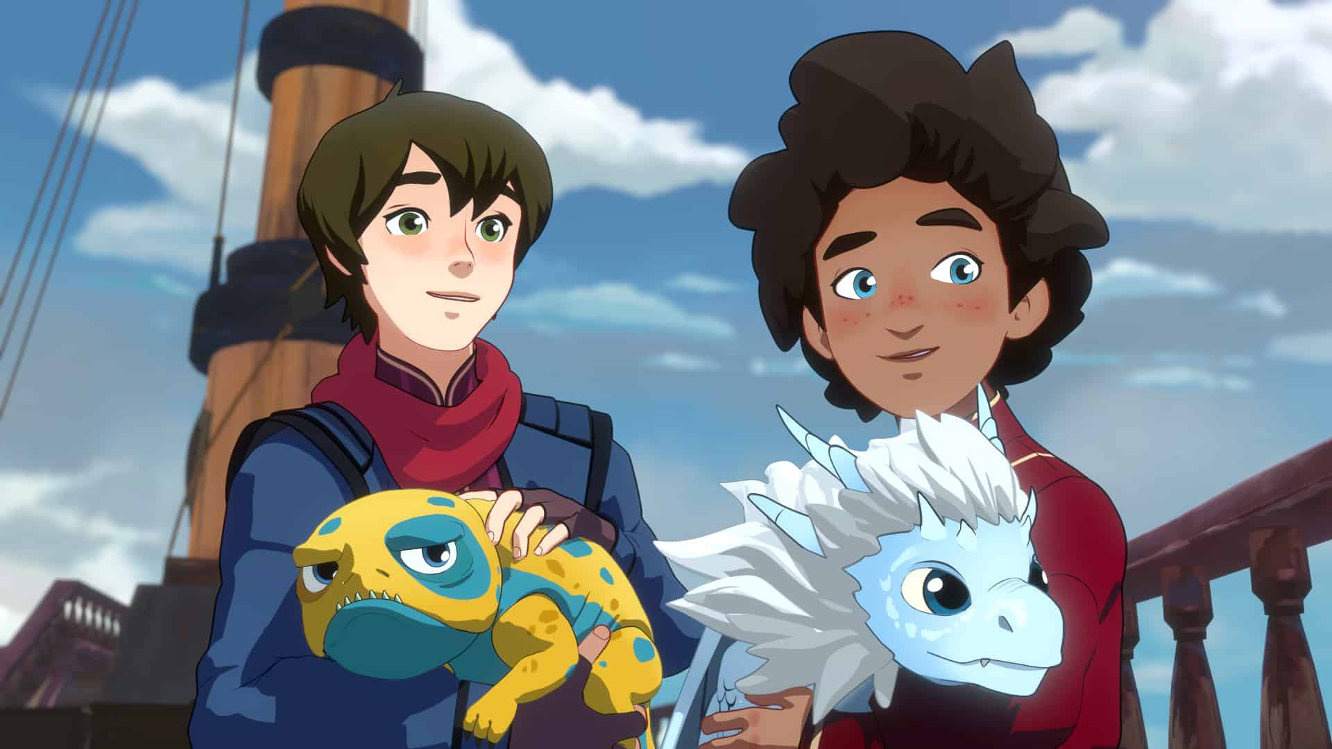 The Dragon Prince Season Two Official Trailer
