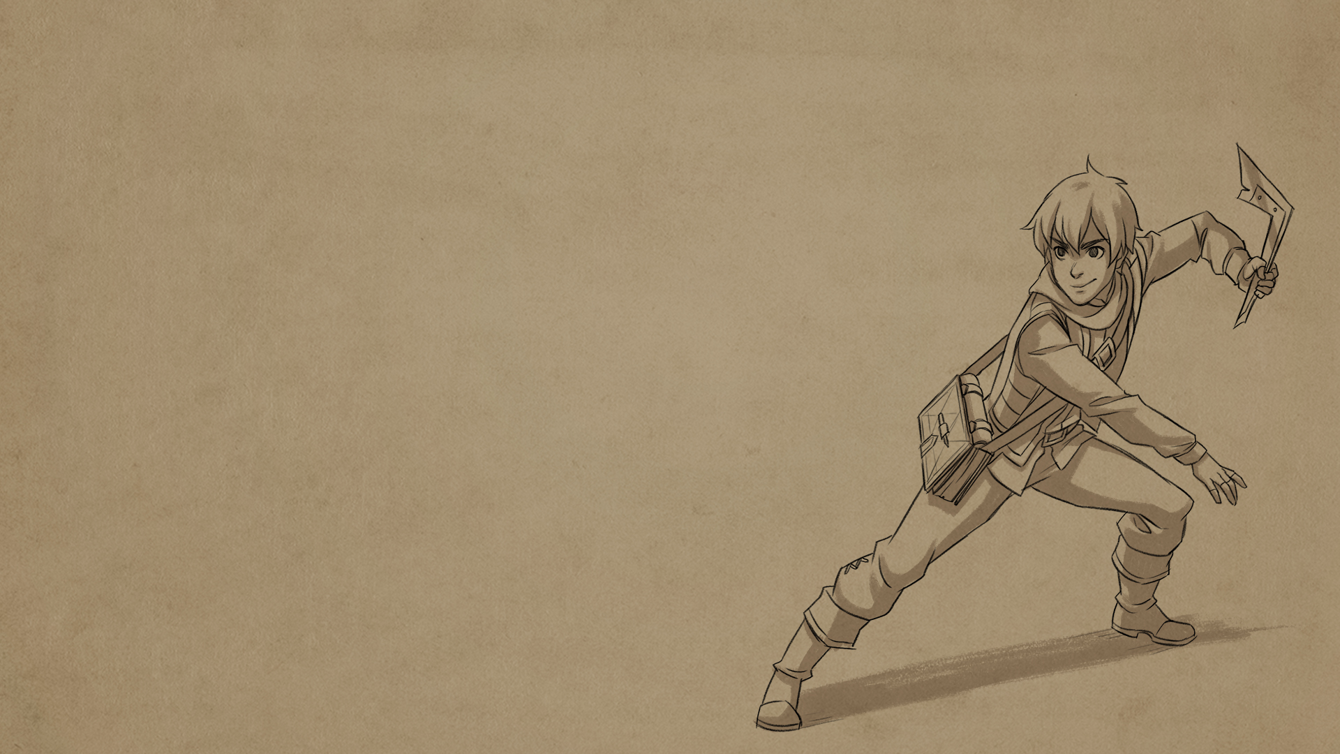 "End Credit Sketches: ""The Midnight Desert"""